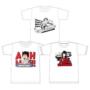 ゆゆうた オリジナルTシャツ